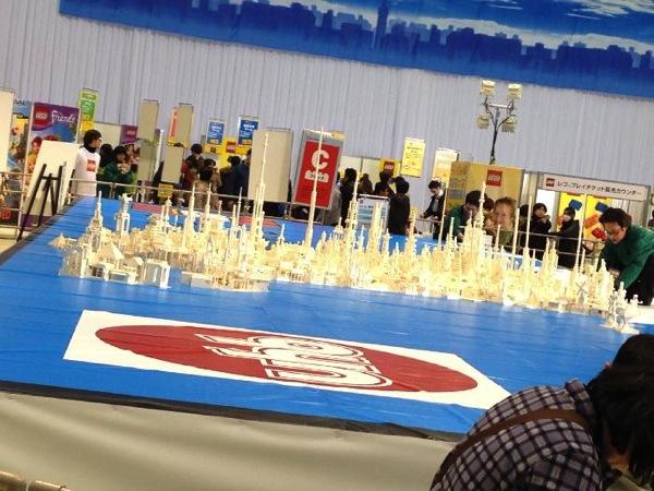 レゴ ブロックワールド SAPPORO 2014