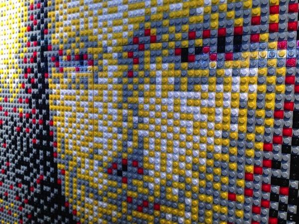 レゴ・モナリザ