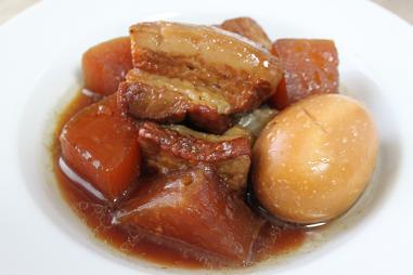 炊飯器で作る簡単・豚の角煮レシピ
