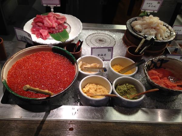 ラビスタ函館ベイの朝食・ブログ